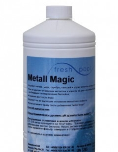 METALL MAGIC (1л) FRESH POOL
