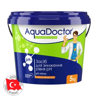 AquaDoctor pH Minus 5 кг